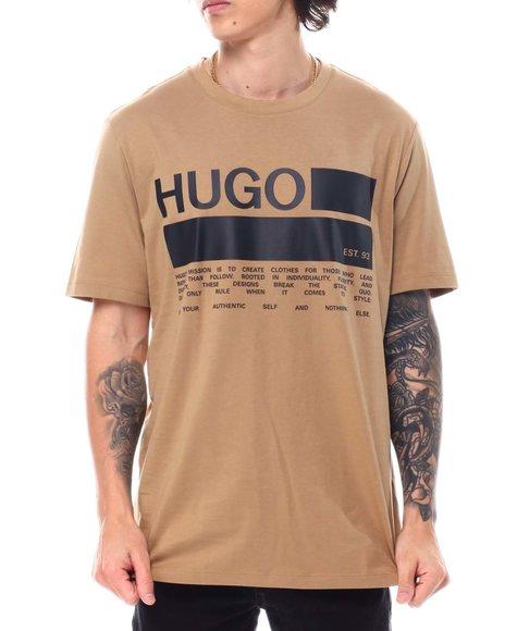 Hugo Boss - Dangri Bar Logo Tee
