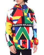Reason - Around the World Anorak-2554111
