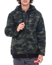 Men - Bonded Sherpa Full Zip Hoody-2554315
