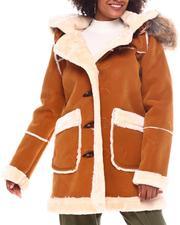 Fashion Lab - Shearling Jacket-2552466