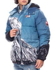Fila - Blanc Puffa Jacket-2554417