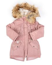 Girls - Hooded Anorak (4-6X)-2552546