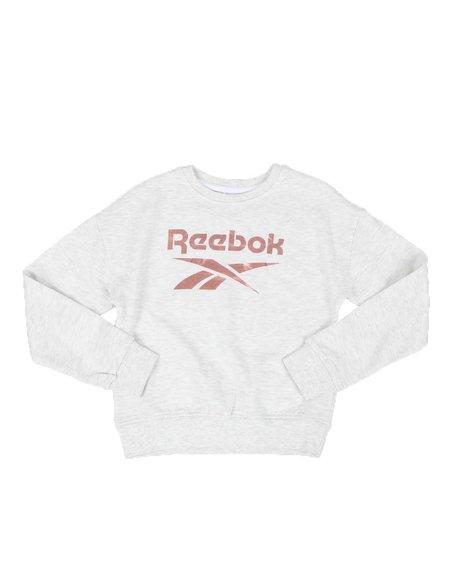Reebok - Pullover Sweatshirt (7-16)