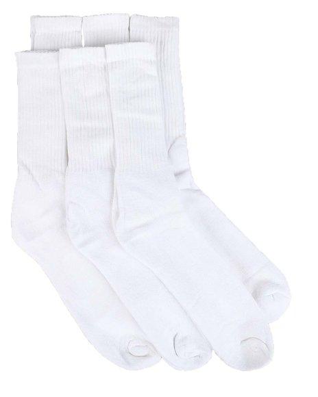 Buyers Picks - 6pk Everlast King Crew Cut Socks (B&T)