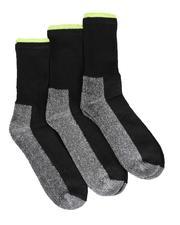 Accessories - Jobsite 3Pk Socks-2555966
