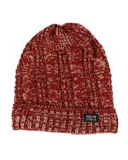 Fashion Lab - Thermal Insulated Marled Knit Beanie-2556071