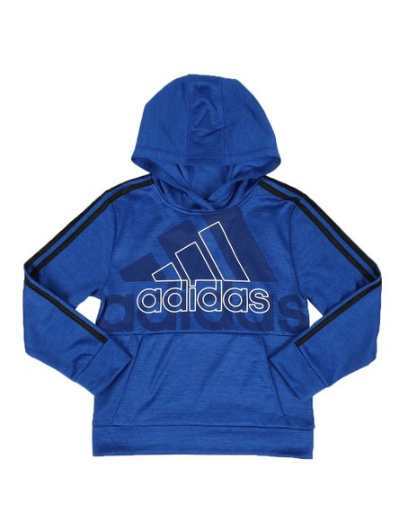 Adidas - Statement BOS Hooded Pullover (8-20)