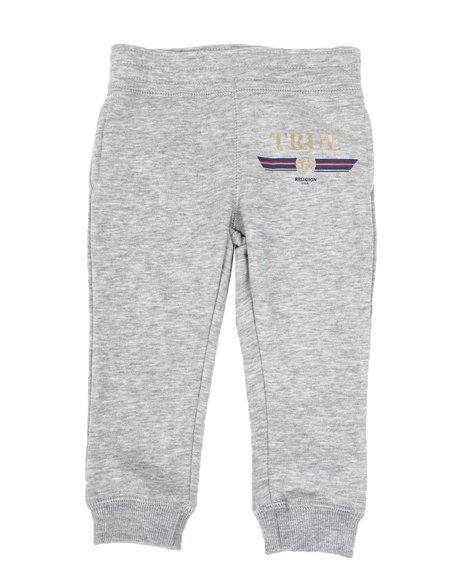 True Religion - True HS Sweatpants (2T-4T)