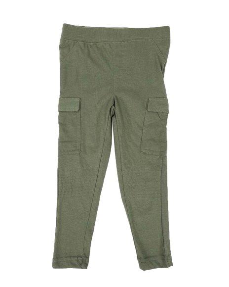 DKNY Jeans - Cargo Pocket Leggings (4-6X)
