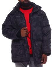 Rocawear - Hooded Puffer Coat (B&T)-2558272