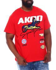 AKOO - Sportsman Knit Tee (B&T)-2558538