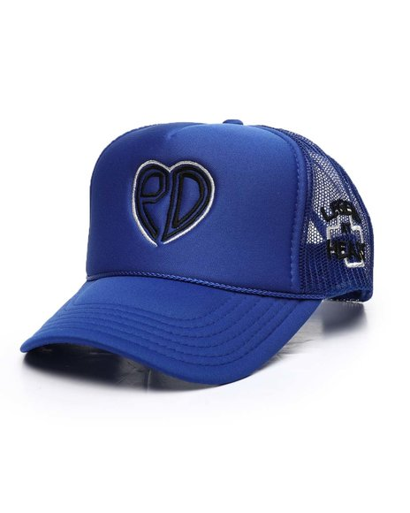 Pink Dolphin - Legend At Heart Trucker Hat