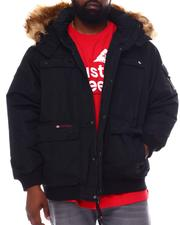 Buyers Picks - Hooded Parka Bomber Coat (B&T)-2558495