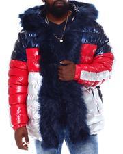 Outerwear - PU Coated Puffer Jacket (B&T)-2558603