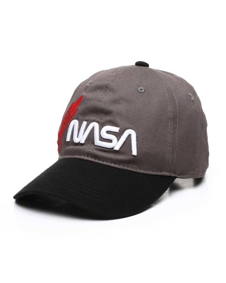 Arcade Styles - NASA Rocket Snapback Hat