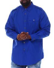 Buyers Picks - Solid Woven Shirt (B&T)-2557716