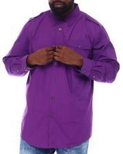 Buyers Picks - Solid Woven Shirt (B&T)-2557741