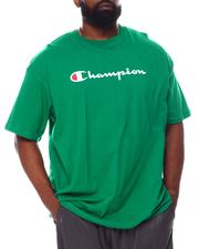 Men - S/S Retro Champion Script Tee (B&T)-2557808