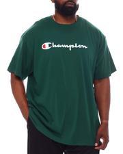 Champion - S/S Retro Champion Script Tee (B&T)-2557904