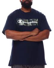 Champion - Camo Box Logo T-Shirt (B&T)-2557940