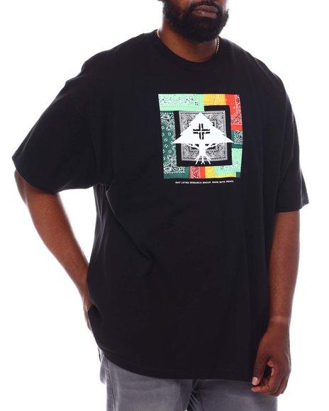 LRG - Family Ties Bandana T-Shirt (B&T)