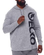 Ecko - Tall Tale Hooded Thermal Top (B&T)-2557750
