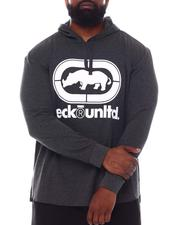 Ecko - Vice Grip Hooded Thermal Top (B&T)-2557783