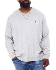 Nautica - V-Neck Sweater (B&T)-2558122