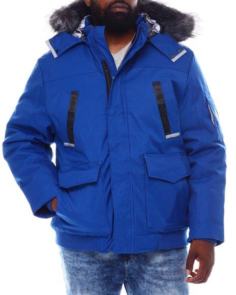 Buyers Picks - Igloo Zip Up Coat (B&T)