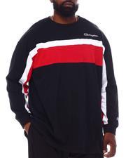 Champion - Color Block Long Sleeve T-Shirt (B&T)-2558280