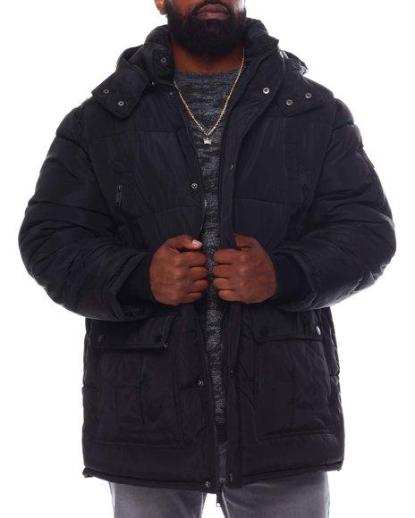 Rocawear - Hooded Puffer Coat (B&T)
