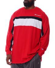 Champion - Color Block Long Sleeve T-Shirt (B&T)-2558317