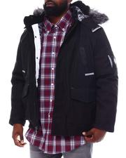 Men - Igloo Zip Up Coat (B&T)-2558590