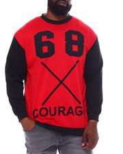 Buyers Picks - French Terry Pullover Sweatshirt (B&T)-2558097