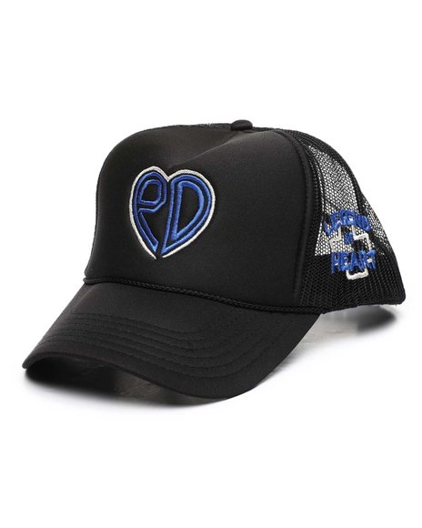 Pink Dolphin - Legend At Heart Trucker Hat