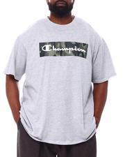 Men - Camo Box Logo T-Shirt (B&T)-2557849