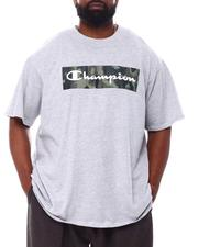 Champion - Camo Box Logo T-Shirt (B&T)-2557849