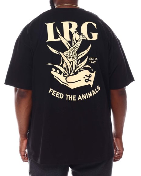 LRG - Feed The Animals T-Shirt (B&T)