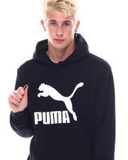 Puma - classic Logo Hoodie-2552474