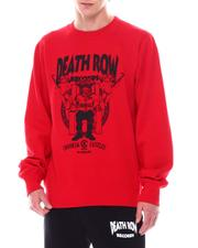 Crooks & Castles - Crooks X Death Row Core Logo Crew-2557777