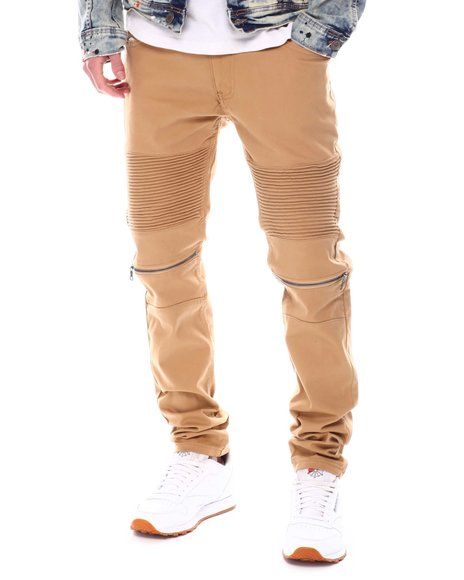 Buyers Picks - Twill Moto Pant
