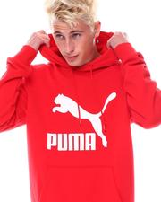 Puma - classic Logo Hoodie-2552410