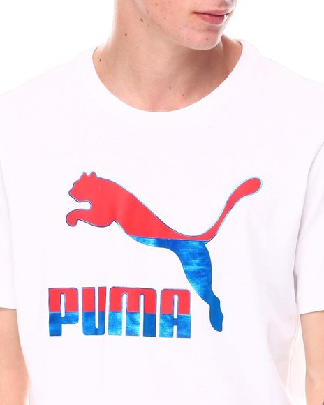 Puma - classic logo tee