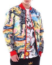 Men - Basquiat Reversable Jacket-2558758