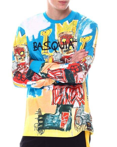 Reason - Basquiat Box LS Tee