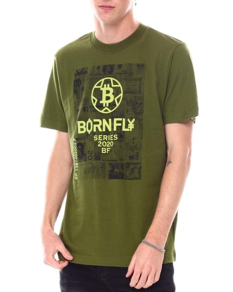 Born Fly - EURO GRAPHIC TEE