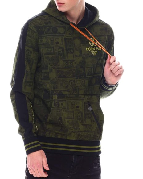 Born Fly - MONEYBAGS HOODY