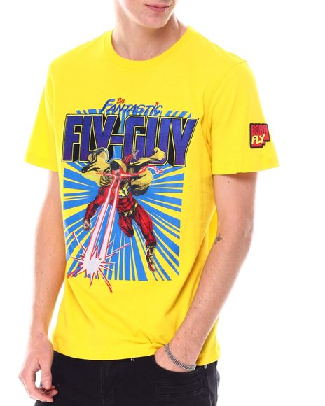 Born Fly - FLY GUY GRAPHIC TEE