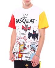 Reason - Basquiat Bat Tee-2557357
