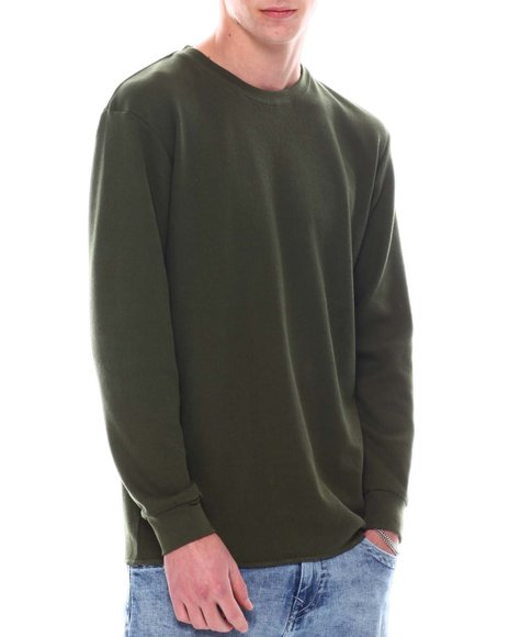 Buyers Picks - Fitted Lightweight Crew Neck L/S Thermal